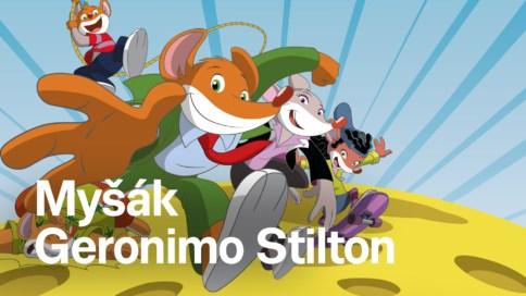 Myšák Geronimo Stilton II (15)