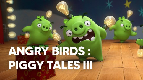 Angry Birds: Piggy Tales III (25, 26, 27)