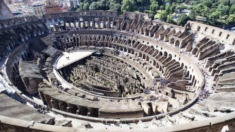 Koloseum. Celý příběh. (1)
